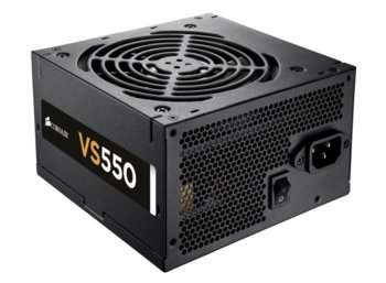 Corsair VS Series 550W 80PLUS 120mm FAN