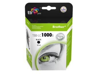 TB Print Tusz TBB-LC1000B (Brother LC1000BK) Black 100% nowy