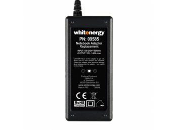 Whitenergy Zasilacz AC 230V 19V 3.42A 5,5x2,5mm