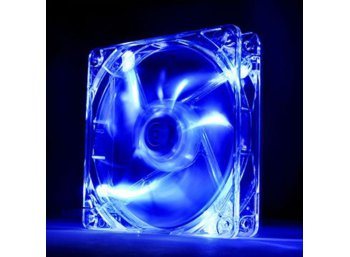 Thermaltake Wentylator - Pure 12 LED Blue (120mm, 1000 RPM) BOX