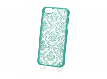 TB Etui Iphone 5/5S koronka zielony