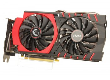 MSI GeForce CUDA GTX970 GAMING 4G DDR5 256BIT 2DVI/HDMI/DP BOX