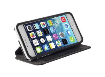 Krusell Etui FlipCase Malmo do Apple iPhone 6 - czarny