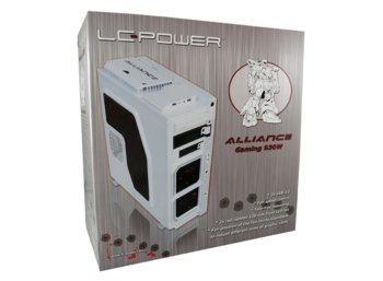 LC-POWER OBUDOWA 930W ALLIANCE GAMING 2X USB 3.0 2 X 120MM PLEKSI