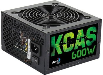 Aerocool KCAS 600W 80PLUS BRONZE ATX BOX