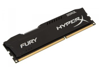 HyperX DDR3 HyperX Fury 8GB/1866 CL11 BLACK LV
