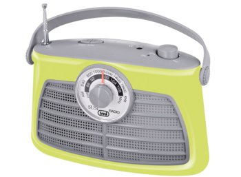 Trevi RADIO RETRO RA763 ZIELONY