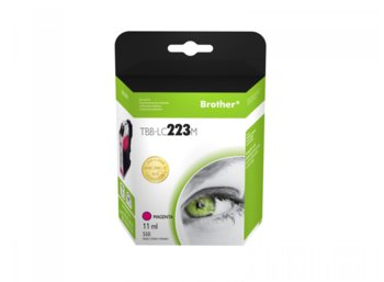 TB Print Tusz do Brother LC223 Magenta TBB-LC223M