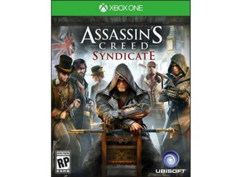 UbiSoft Assassins Creed Syndicate Xbox One PL