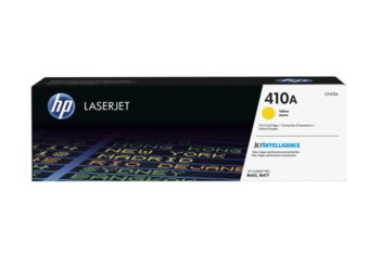 HP Toner 410A Yellow 2.3k CF412A