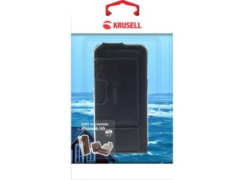 Krusell Etui Ekero Flexi FlipWallet do Apple iPhone 6/6S - Czarny