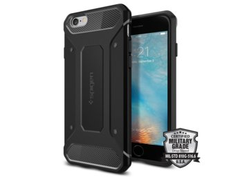 SPIGEN SGP  Etui iPhone 6/6s Case Rugged Armor SGP11597