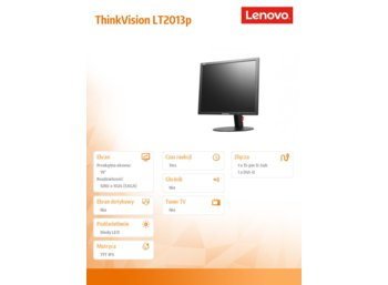 Lenovo 19''  LT1913p LED 60D2HAT1EU LED Backlit