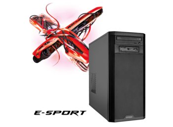 OPTIMUS E-sport AH110T i5-6400/8GB/1TB+120/GTX970