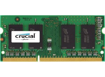 Crucial DDR4 8GB/1333 CL15 SODIMM SR x8 260pin