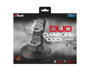 Trust GXT 243 Duo Charging Dock for PS4