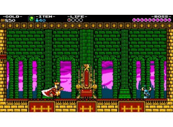 Techland Shovel Knight PS4