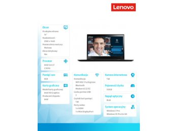 Lenovo ThinkPad X1 Carbon 4 20FB003PPB