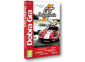 Techland Dobra Gra: GT Legends PC