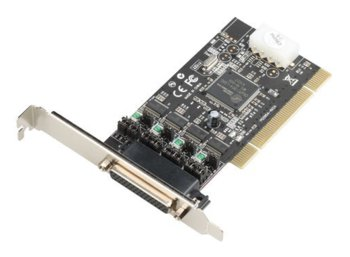 DICOTA i-tec PCI POS Card 4x Serial RS232 with Power Output DC 5/12V