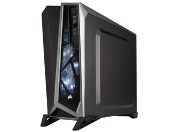Corsair Carbide SPEC-ALPHA MID-TOWER USB3.0 Black/Silver