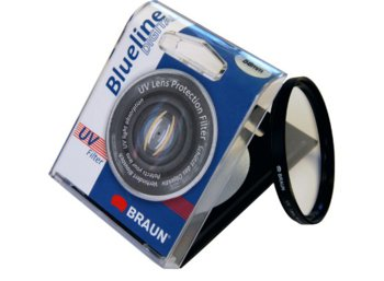Braun Phototechnik Filtr foto Bluelin UV 40,5mm
