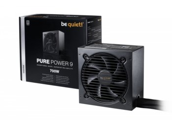 Be quiet! Pure Power 9 700W 80+ Silver BN265