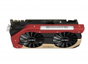 Gainward GeForce CUDA GTX1070 Phoenix 8GB PCI-E DVI/HDMI/3DP