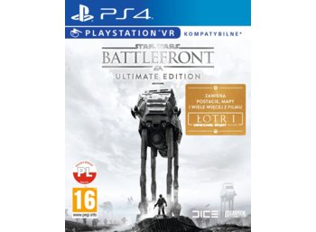 EA BATTLEFRONT ULTIMATE PS4