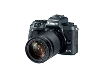 Canon EOS M5 18-150 IS + ADAPTER 1279C047AA
