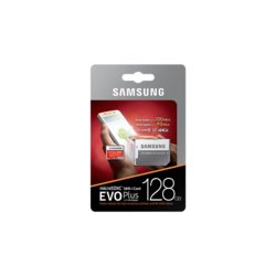 Samsung MB-MC128GA/EU 128GB EVO+ mSD +Adapter