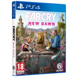 UbiSoft Gra PS4 Far Cry New Dawn