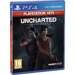 Sony Gra PS4 Uncharted The Lost Legacy HITS
