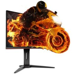 AOC Monitor 27 C27G1 VA 144Hz Curved DP HDMI