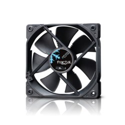 Fractal Design Wentylator 120mm Dynamic GP-12(FD-FAN-DYN-X2-GP12-BK)