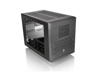 Thermaltake Core X9 USB 3.0 Window (120mm 200mm), Czarna