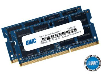 OWC SO-DIMM DDR3 8GB (2x4GB) 1867MHz CL11 (iMac 27 5K Late 2015 Apple Qualified)