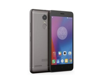 Lenovo K6 Note DS Szary 3/32GB K53a48