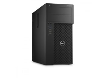 Dell Precision T3620 Win7/10Pro i7-6700/1TB/8GB/DVDRW+19in1/K420/365W/vPro/MS116/KB216/3Y NBD