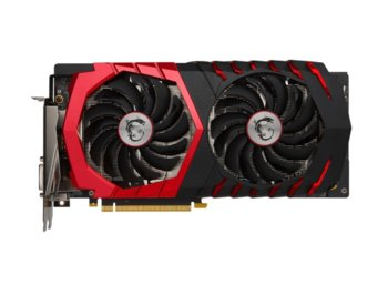 MSI GeForce GTX 1060 GAMING X+ 6GB DVI/HDMI/3DP ATX