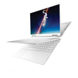 Dell Notebook XPS 13 7390 Win10Pro i7-10510U/SSD2TB/16GB/Intel UHD/13,3 UHD/White/Backlit Kb/52WHR/2Y NBD