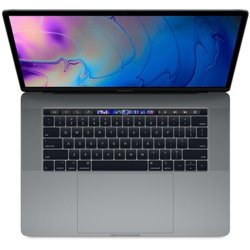 Apple MacBook Pro 15 Touch Bar. 2.6GHz i7/32GB/256GB/RP555X - Space Grey MV902ZE/A/R1