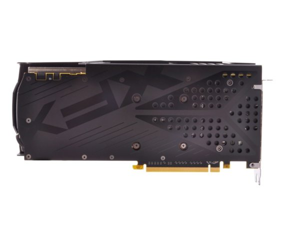 XFX Karta graficzna RX 580 8GB GTR Black Edition Crimson 1386/8100 (3x DP HDMI DVI)
