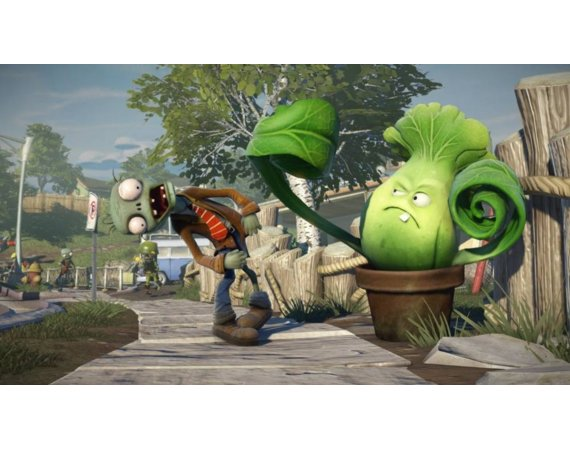 EA Plants vs. Zombies Garden Warfare PC ENG (kod w pudelku)