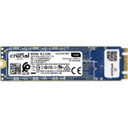 Crucial MX500 250GB M.2 Sata3 2280 560/510 MB/s