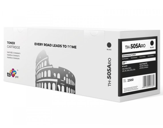 TB Print Toner do HP P2035 A TH-505ARO BK ref.