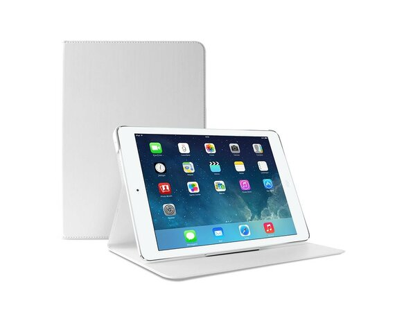 PURO Booklet Slim Case iPad Air 2 White