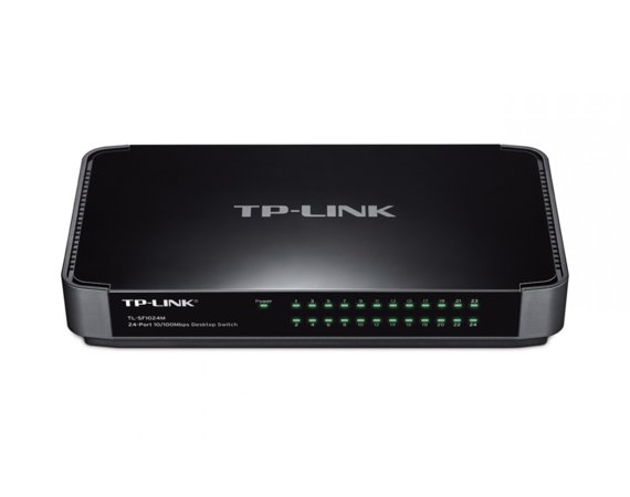 TP-LINK SF1024M switch 24xFE Desktop
