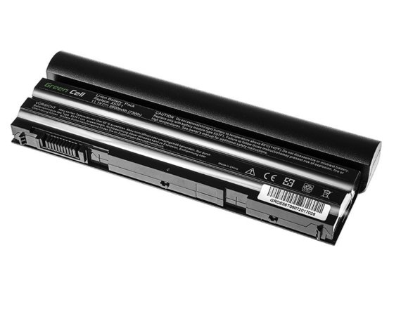Green Cell Bateria do Dell E5520 11,1V 6600mAh