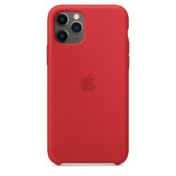 Apple Silikonowe etui do iPhone 11 Pro - (PRODUCT)RED